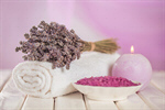 Сlipart Lavender Candle Spa Treatment Aromatherapy Health Spa photo  BillionPhotos