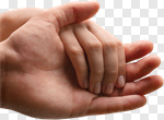 Сlipart Human Hand Care Consoling Assistance Grief photo cut out BillionPhotos