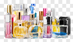 Сlipart Perfume Scented Perfume Sprayer Bottle Cosmetics photo cut out BillionPhotos