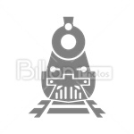 Сlipart Train Subway Train Land Vehicle Arrival transportation vector icon cut out BillionPhotos