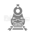 Сlipart Train Subway Train Land Vehicle Arrival transportation vector icon cut out BillionPhotos