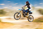 Сlipart Motocross Motorcycle Cycling Jumping Dirt photo  BillionPhotos