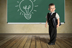 Сlipart blackboard student idea child concept   BillionPhotos