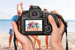 Сlipart people group fun beach students   BillionPhotos