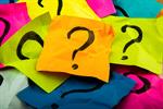 Сlipart Question Mark Asking Decisions Uncertainty Paper photo  BillionPhotos