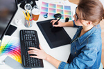 Сlipart design graphic designer working work photo  BillionPhotos