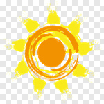 Сlipart Sun Symbol Vector Computer Graphic Illustration and Painting vector cut out BillionPhotos