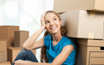 Сlipart Moving House Moving Office Box Women female27   BillionPhotos