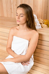 Сlipart Sauna Salt Spa Treatment Lamp Women photo  BillionPhotos
