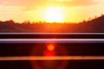 Сlipart Sunset Road Sun Highway Street photo  BillionPhotos