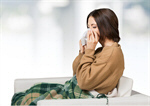 Сlipart flu and cold woman cough bed sickness   BillionPhotos