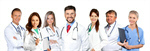 Сlipart doctor medical group staff health   BillionPhotos