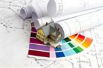 Сlipart Blueprint Built Structure Construction Planning House photo  BillionPhotos