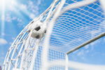 Сlipart Soccer Goal Soccer Ball Net Scoring   BillionPhotos