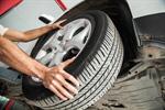 Сlipart Tire Car Mechanic Repairing Workshop photo  BillionPhotos