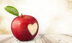 Сlipart Heart Shape Apple Love Animal Heart Human Heart   BillionPhotos