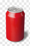 Сlipart soda can canned red cola photo cut out BillionPhotos