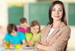Сlipart teacher school back career desk   BillionPhotos