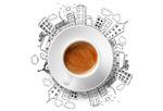 Сlipart Espresso Coffee Cup Coffee Cup Latté   BillionPhotos