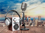 Сlipart music radio news broadcasting recorder   BillionPhotos