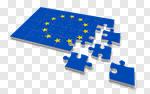 Сlipart Europe European Union Flag European Community Puzzle Flag 3d cut out BillionPhotos