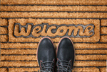 Сlipart Doormat Greeting Welcome Sign Floor Mat Doorstep   BillionPhotos