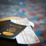 Сlipart Travel Passport Suitcase Travel Agency Map photo  BillionPhotos