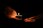 Сlipart Candle Christmas Human Hand Candlelight Lighting Equipment photo  BillionPhotos