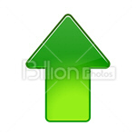 Сlipart Arrow Arrow Sign Up Upwards Interface Icons vector icon cut out BillionPhotos
