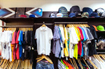 Сlipart Clothing Clothing Store Store Clothes Rack Department Store photo  BillionPhotos
