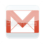 Сlipart e-mail email mailbox mail box vector icon cut out BillionPhotos