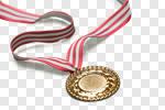 Сlipart Medal Gold Medal Award Ribbon Winning photo cut out BillionPhotos