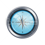 Сlipart Compass Navigation Directions Guidance North vector icon cut out BillionPhotos