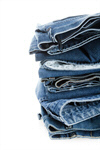 Сlipart Jeans Clothing Denim Stack Old photo  BillionPhotos