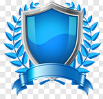 Сlipart Shield Badge Sign Security Protection vector cut out BillionPhotos
