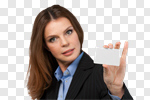 Сlipart Business Card Business Green Women New Business photo cut out BillionPhotos