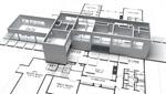 Сlipart Blueprint Plan House Construction Architecture 3d  BillionPhotos
