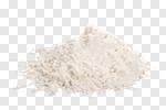 Сlipart Ground Flour White Heap Nobody photo cut out BillionPhotos