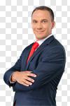Сlipart Business Leadership Business Person Businessman People photo cut out BillionPhotos