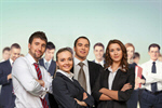 Сlipart Business Men People Smiling Business Person   BillionPhotos