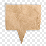 Сlipart paper note post fold card photo cut out BillionPhotos
