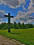 Сlipart Cross Cross Shape Footpath Road Wood photo  BillionPhotos