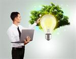 Сlipart growth tree electric save green   BillionPhotos