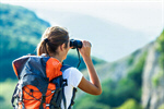 Сlipart binocular traveler hiking hike mountain photo  BillionPhotos