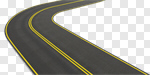 Сlipart Road Car Highway Street Long 3d cut out BillionPhotos