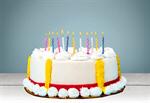 Сlipart Birthday Birthday Cake Cake Candle Anniversary   BillionPhotos