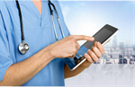 Сlipart doctor ipad health medical clinic   BillionPhotos