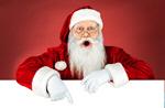 Сlipart Santa Claus Santa Hat Christmas Sign Men   BillionPhotos