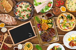 Сlipart bbq dinner buffet summer food   BillionPhotos