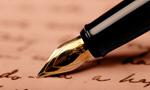 Сlipart Signature with a fountain pen Pen Writing Letter Signature   BillionPhotos
